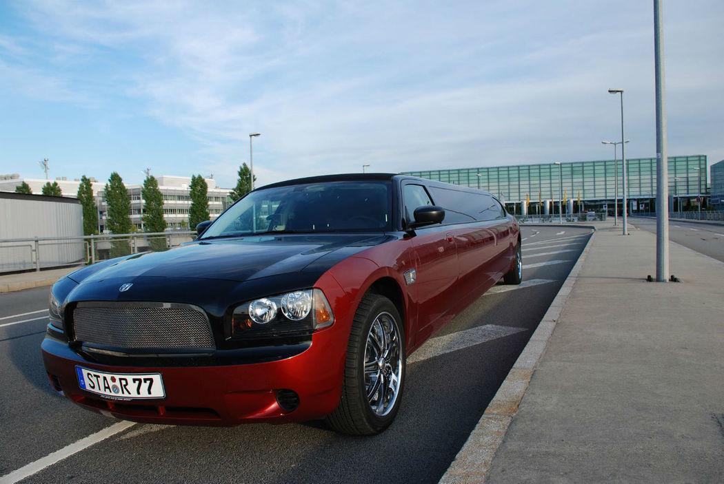 Beispiel: Dodge Charter, Foto: MK - Limousinen München.
