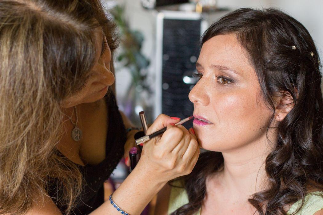Rose Di Silvestre Maquillaje y Peinado