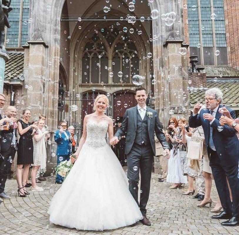 Hairclusief Bruidskapsels en bruidsmakeup aan huis