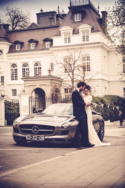 Luxury Wedding Car gewünscht? Organisieren wir Euch.