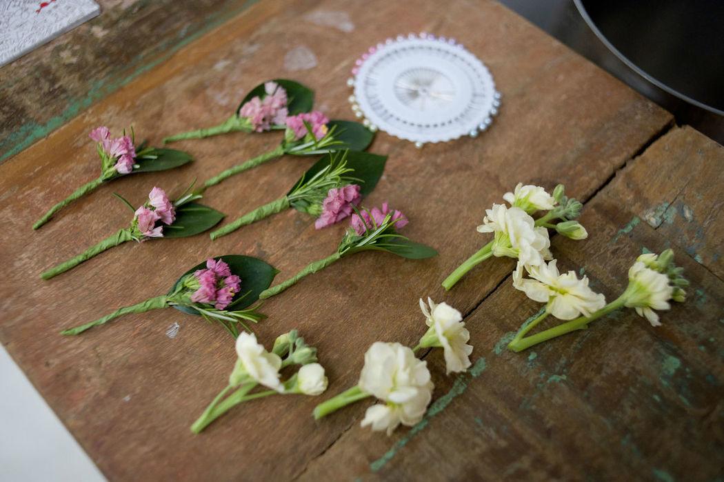 Bem Florido Casamento no Manioca