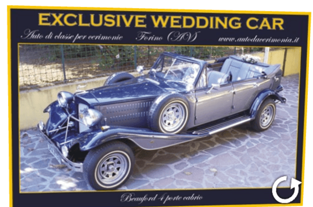 Exclusive Wedding Car
