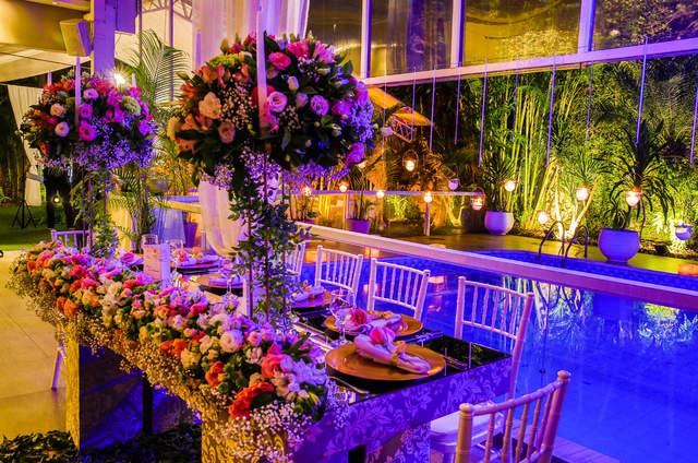 Cedrom - Espaço e Buffet para Eventos e Festas