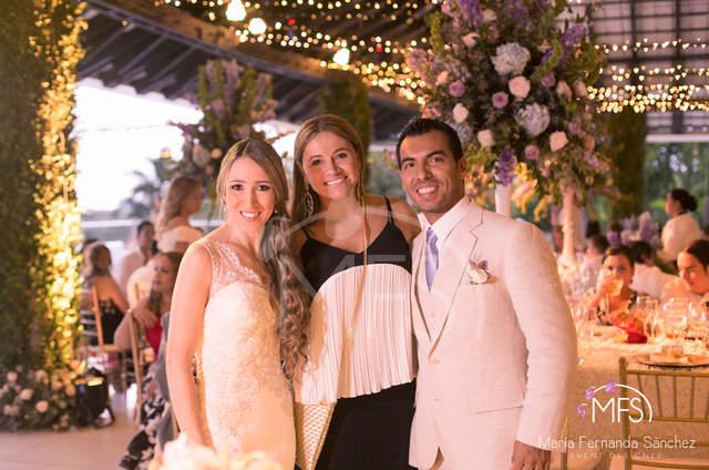 María Fernanda Sánchez - Wedding Planner and Event Designer