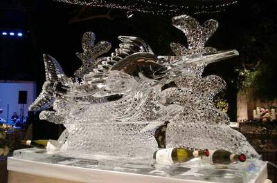 Anthony Schmatz Esculturas en Hielo