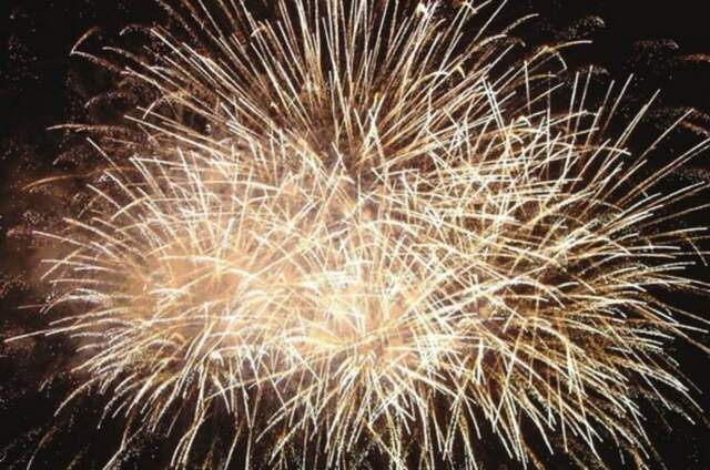 Oliva fuochi artificiali