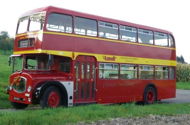 LONDI - Londonbus Holziken