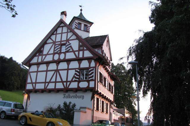 Die Falkenburg