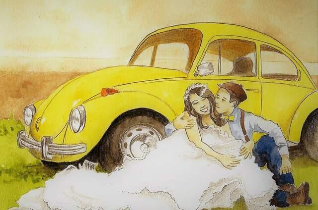 Kiara Illustration