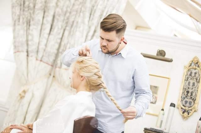 Daniel Różana Hairdresser