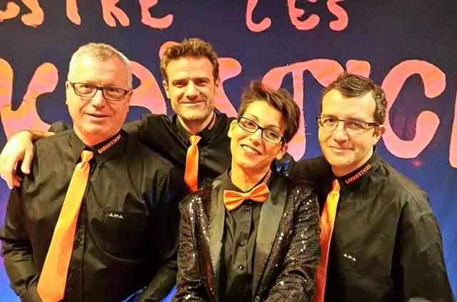 Orchestre les Sarka'sticks