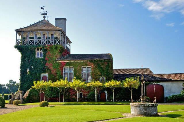 Le Château Smith Haut Lafitte