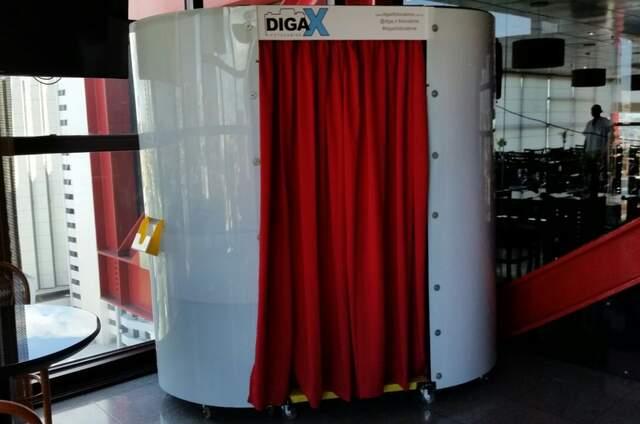 DigaX Fotocabine