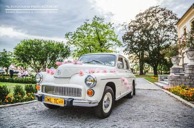Warszawa do ślubu