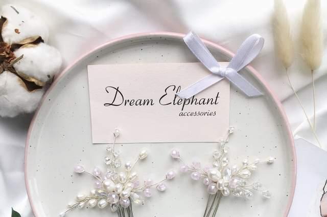Свадебные украшения Dream Elephant Accessories