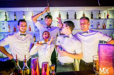 Barman Team
