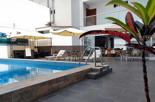 Hotel Libertad