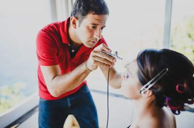 Fabian Oropeza Make up Artist Bridal Hair