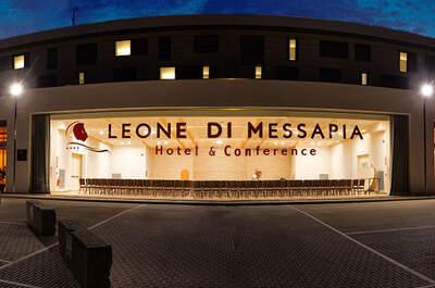 Leone di Messapia