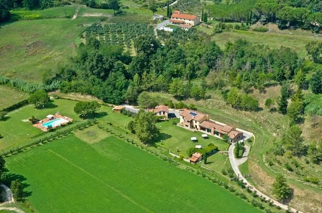 Agriturismo Bucine Basso