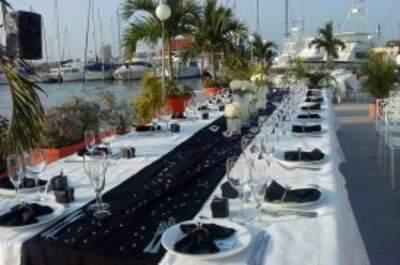 Banquetes Bocaditos SyM - Catering