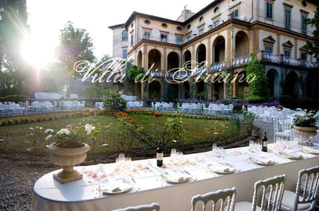 Villa di Striano