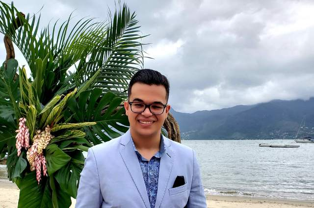 Marco Aurélio Nogueira | Jovem Celebrante