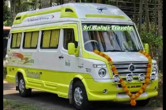 Sri Balaji tours & travels