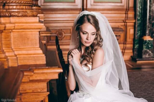Свадебный стилист Полина Сочивко