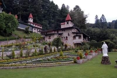 El Refugio del Águila-Jardín