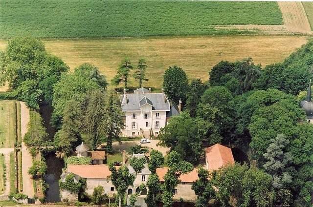 Chateau de la Tourlandry