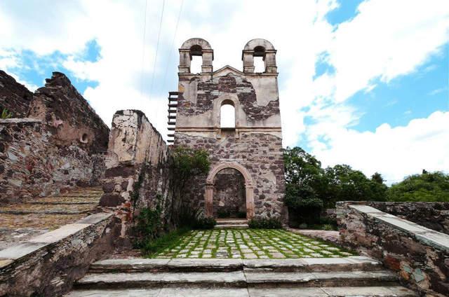Antigua Hacienda Dolores de Barrera