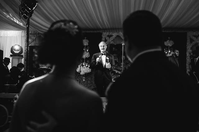 Wedding Reportage - Wayne La Photography