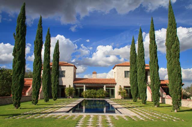 Rancho Las Sabinas - Hacienda