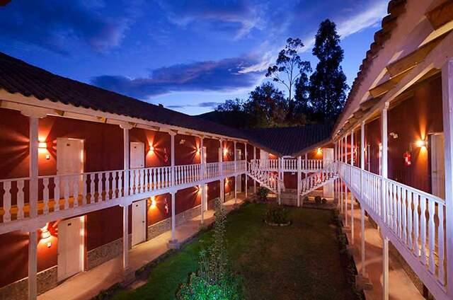Hotel San Agustín Urubamba