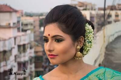 Navya Makeup Service