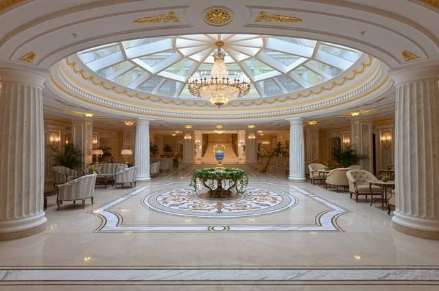 Официальная Гостиница Государственного Эрмитажа