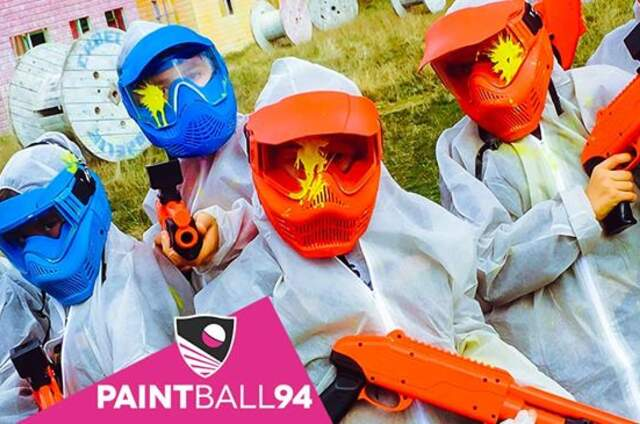 Paintball 94 - EVJF / EVG