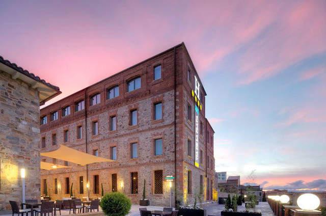 Hotel Vía De La Plata Spa