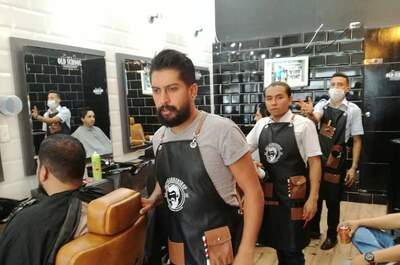 Joe's Barbershop