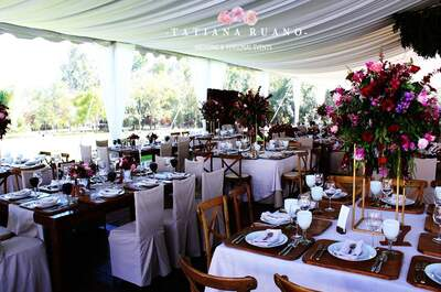 Tatiana Ruano Wedding & Personal Events