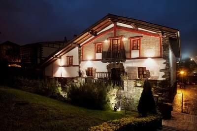 Hotel Iraragorri - Restaurante Petit Komité