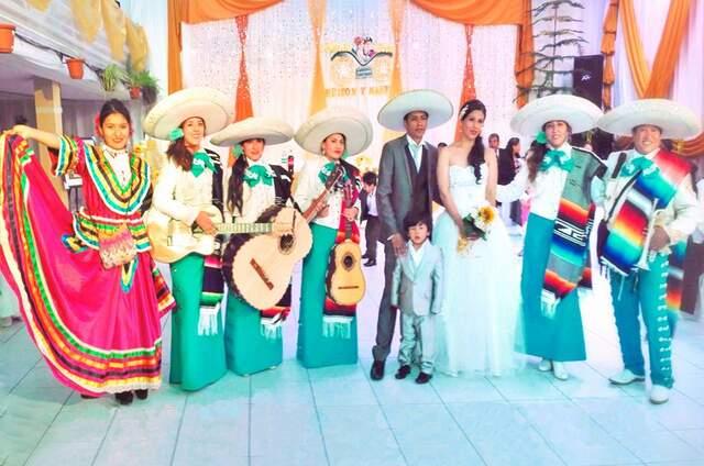 Mariachis Pasión Mexicana