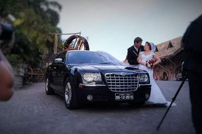 My Wedding Car