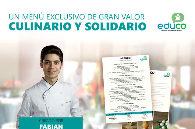 Educo - Catering solidario Ines&Co