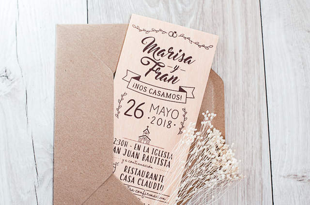 Happy Time Invitaciones Online