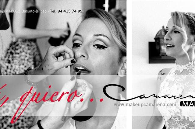 Make Up Camarena