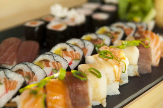 SushiKusi na wieczór kawalerski