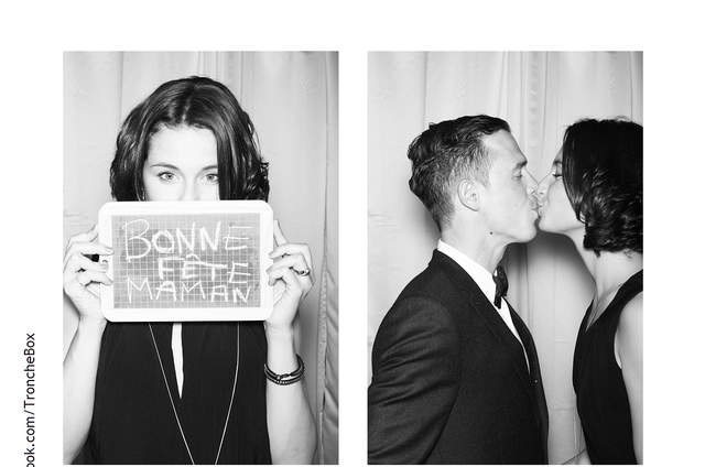 La Tronche Box - Photobooth