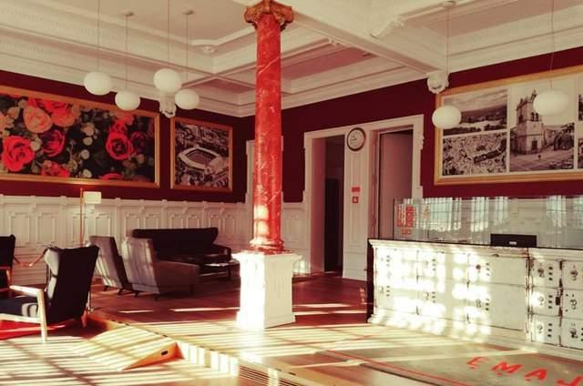 EMAJ Boutique Hotel
